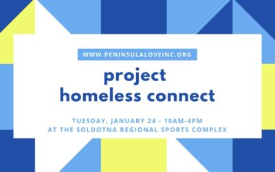 2017 Peninsula Project Homeless Connect