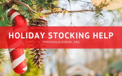 Organizational Meeting – Holiday Stocking Help